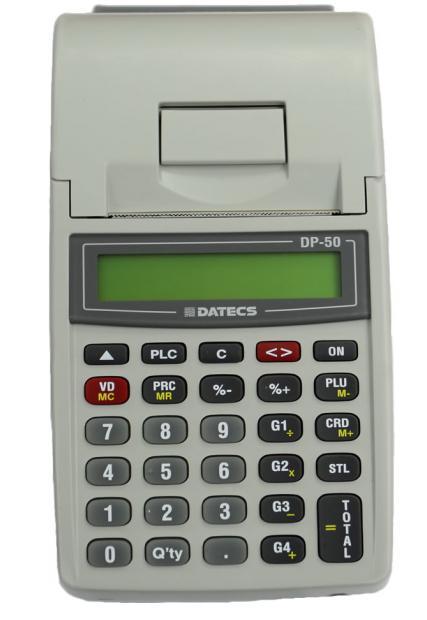 Datecs DP-50