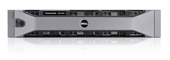 Dell PowerVault MD1200/ MD1220