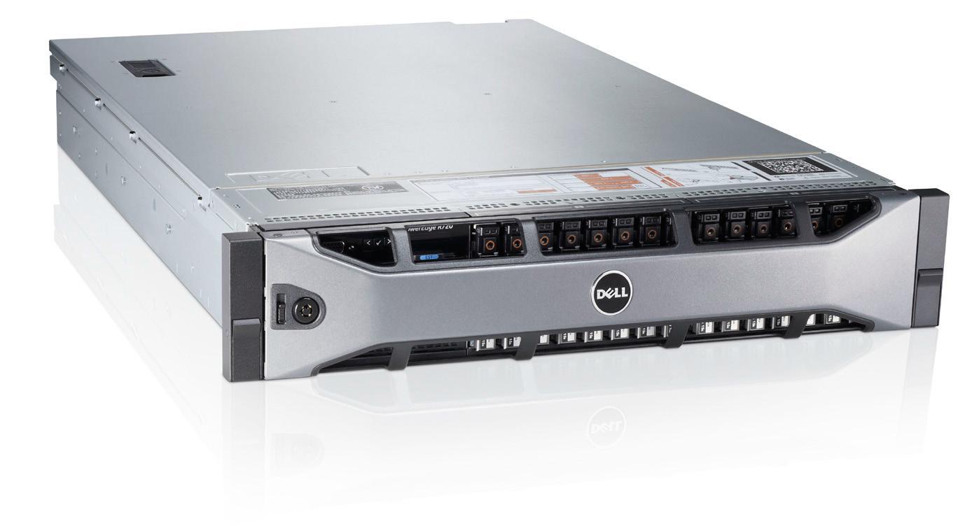 Dell PowerEdge R720 2U Rack Server
