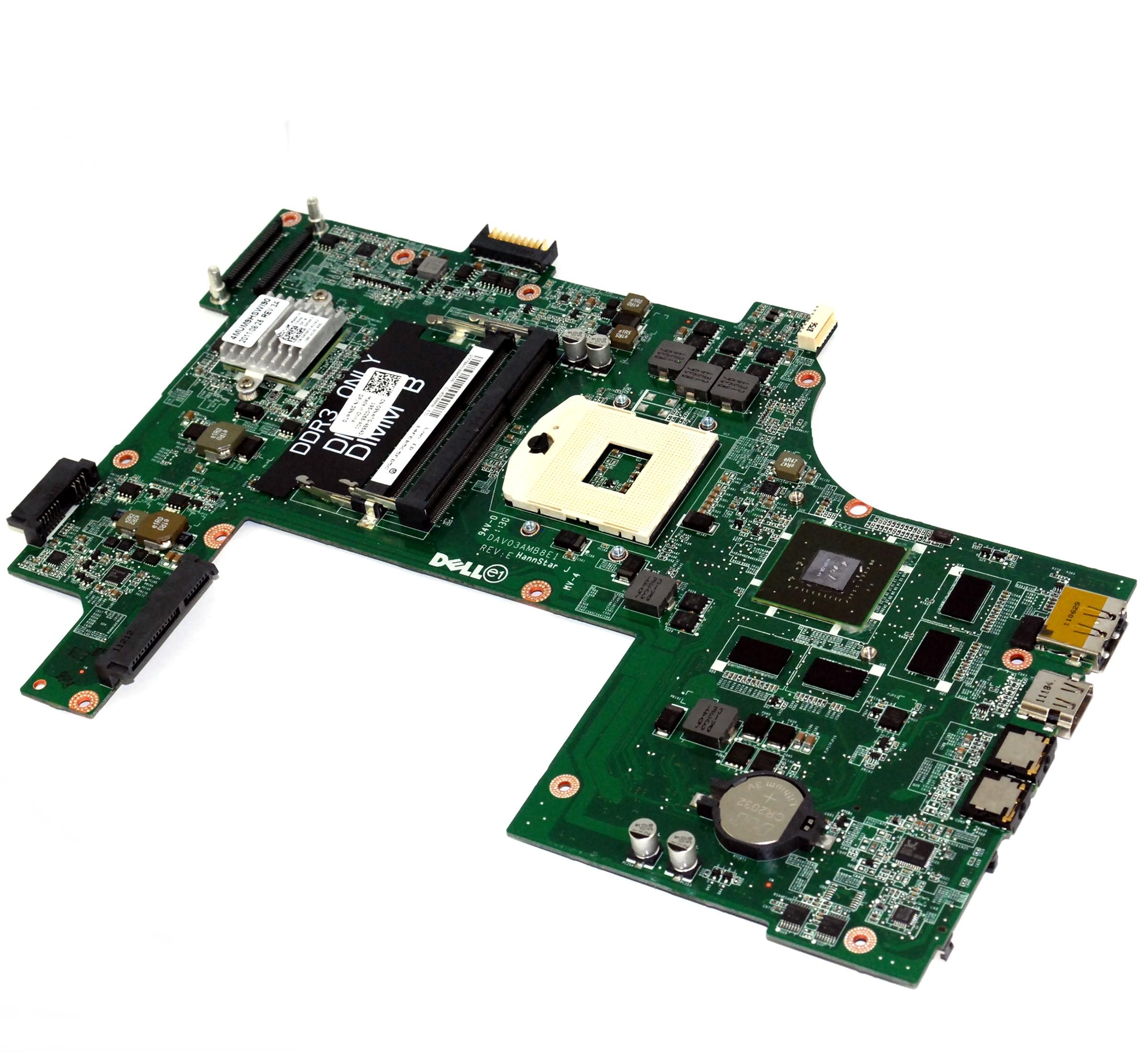 Placa de baza Dell Inspiron 17R N7110