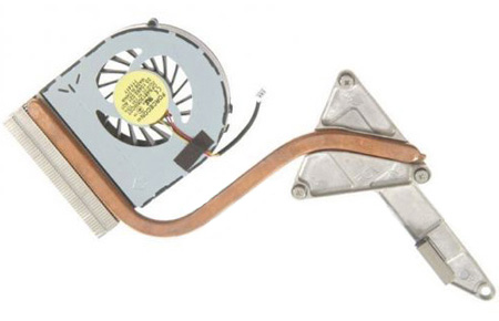 Radiator Heatsink Laptop Dell